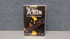 Xmen the legend of wolverine DVD