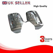 Mercedes Sprinter wing mirror cover cap chrome / Left&right side