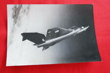 AVIATION AVION GLOSTER JAVELIN PHOTO DE PRESSE  1956 MD223
