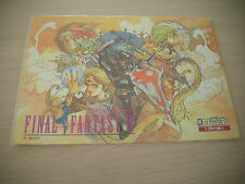 FINAL FANTASY IV 4 SUPER FAMICOM SHITAJIKI PENCIL BOARD!