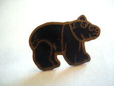 PINS HIPPOPOTAME  ANIMAL ANIMAUX