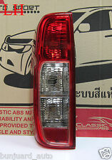 UK LEFT LH LHS REAR LIGHT FOR NISSAN NAVARA D40 05-14 FRONTIER TAIL LAMP 2,5TD