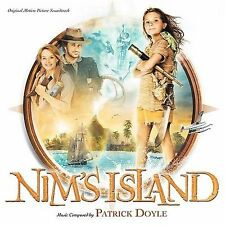 FREE US SH (int'l sh=$0-$3) USED,MINT CD : Nim's Island Soundtrack