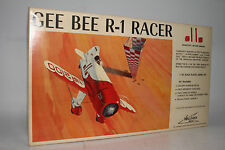Williams Bros GEE BEE R-1 RACER, DOOLITTLE'S RECORD BREAKER, 1:32 SCALE, BOXED