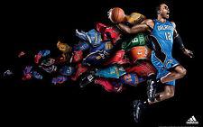 Poster A3 NBA Baloncesto Basketball 01