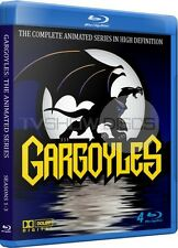 Gargoyles 1994 Animated Cartoon TV Series Complete Blu-Ray Set (Not DVD)