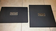 Nine Inch Nails TRENT REZNOR signed autograph box set limited to 2500! RARE!