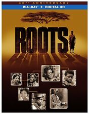 ROOTS : COMPLETE ORIGINAL SERIES (40th Anniversary)  - BLU RAY - Region free