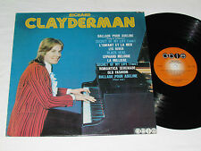RICHARD CLAYDERMAN Self-Titled LP 1977 Able ABL-17028 VG+ Ballade Pour Adeline