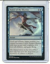Dance of the Skywise-Foil-Dragons of Tarkir-Magic the Gathering