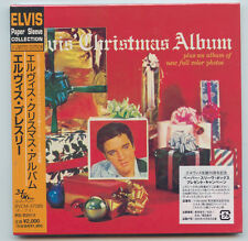 Elvis Presley Japan LTD Mini LP Paper sleeve CD Elvis' Christmas Album  Japanese