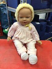 Künstlerpuppe Vinyl Puppe 52 cm. Top Zustand