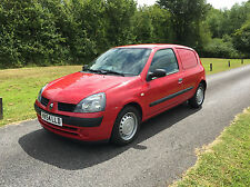 2004 Renault Clio Van 1.5 DCi - 1 Previous Owner (Solicitor) THE BEST AVAILABLE?