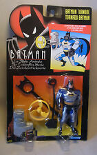 Vintage 90s Action Figur Kenner Animated Series Tornado Batman 1994 OVP