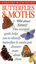 Butterflies & Moths of Britain and Europe (Collins Wild Guide)-ExLibrary