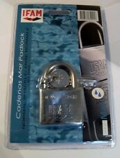 IFAM Marine Padlock 40mm . Salt spray tested.Blister packed.