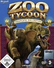 Zoo Tycoon 1 Complete Collection alemán utilizada