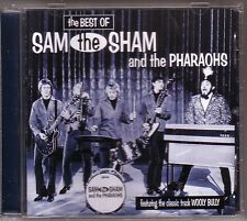 CD (NEU!) SAM the SHAM & the PHARAOHS (Wooly Bully Little Red Riding Hood mkmbh