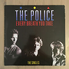 THE POLICE Every Breath You Take Singles 1986 LP + INNER EXCELLENT CONDITION A
