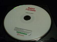 """DVD """"SALUT L'ARTISTE"""" Marcello MASTROIANNI, Francoise FABIAN, Jean ROCHEFORT"""