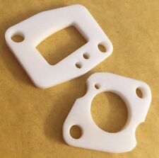 3MM REUSABLE CARBURETTOR TEFLON GASKET SET  FIT MOST 1/5 RC ENGINES