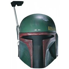 Boba Fett Helmet Adult Costume Mask Star Wars Halloween Fancy Dress