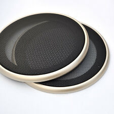 "2x 4"" 140mm COVERS DIRECTED XTREME DEI AUDIO CAR SPEAKER PROTECTOR GRILLS"