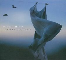 Gallup, Annie-Weather CD NEW
