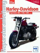 WERKSTATTHANDBUCH REPARATURANLEITUNG WARTUNG 5139 HARLEY DAVIDSON SPORTSTER
