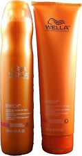 Wella Enrich Moisturizing Shampoo (10.1oz) & Conditioner (8.4) for Fine Hair Duo