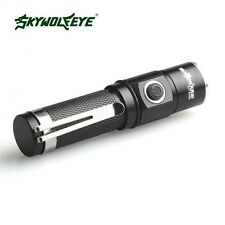 Home Use 4000Lumen 3Mode CREE XML T6 LED Flashlight Torch Lamp Fit 14500 Battery
