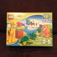 LEGO 10801 Duplo baby Animals Brand New Sealed