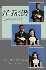 Number: How to Make $10 (N1,600) : In Every Minute on Social Networks with...