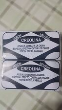 2 PACK CREOLINA SOAP NEUTRO CASPA PIOJOS NO MORE NEW AND SEALED ORIGINAL