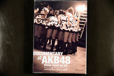 JPOP Documentary Documentary of AKB48 Show Must Go On DVD