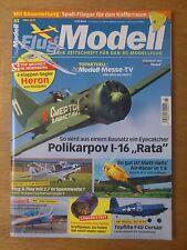 Flug Modell Nr. 3/2015.