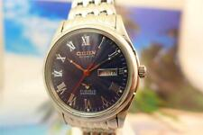 Classic Citizen Navy Dial STAINLESS STEEL Automatic MENS WATCH 41mm Day Date