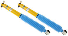 2-BILSTEIN SHOCK ABSORBERS,REAR,92-99 C1500 SUBURBAN,CHEVY,GMC,46MM MONOTUBE