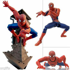 SpiderMan SCI-FI Revoltech Series No.039 Spider Man Doll Action Figure 3D Model