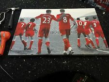 "Liverpool FC Legends Canvas Print (26""x18"")"