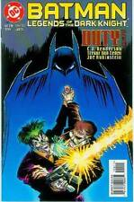 Batman: Legends of the Dark Knight # 106 (Trevor Von Eeden) (USA, 1998)