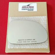 NEW Mirror Glass DODGE DAKOTA DURANGO Passenger Right Side RH **FAST SHIPPING**