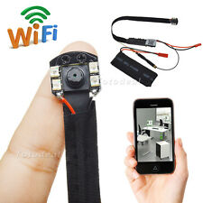 IR Night Vision Mini DV DIY Module HD 1080P WiFi IP Camera Video Motion Detecter