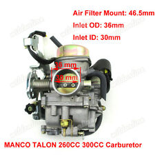 Carburetor Fit ASW Manco Talon LinHai Bighorn 250cc 260cc 300cc ATV UTV Quad