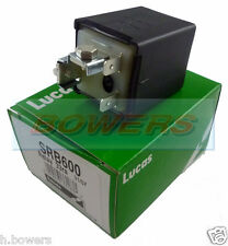 Genuine LUCAS srb600 33419 12 VOLT 33ra 60 AMP 4 PIN SPLIT addebito relay