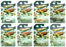 2013 Hot Wheels Christmas Holiday Hot Rods WalMart Set of 8 1:64 Diecast Set!