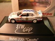 1/87 Herpa BMW 320i Cecotto ADAC Sp. #5 STWCup 037143
