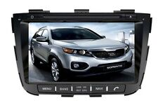 HD Car DVD GPS Radio RDS PIP MAP USB SD Headunit Autoradio For Kia Sorento 2013