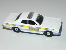 MATCHBOX 1978 DODGE MONACO Illinois State Police car EXCLUSIVE RARE VHTF promo