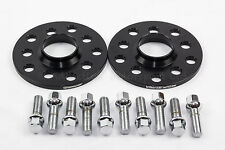 8mm Hubcentric Spacers for Vw Golf Mk6, Mk7 R, GTI, TDI, TSI with RADIUS BOLTS
